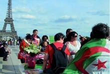 الجالية الجزائرية في فرنسا / أرشيف