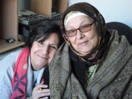 Djamila Bachene et Faroudja khiar