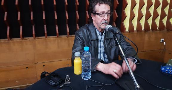 Lounis Aït Maguelet, poète et artiste