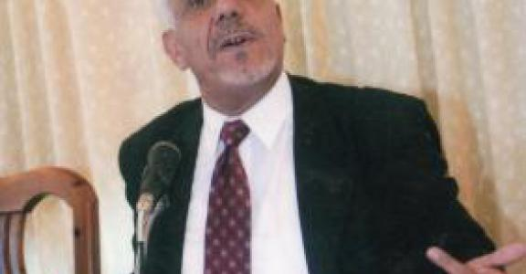 Larbi  Dahou, écrivain
