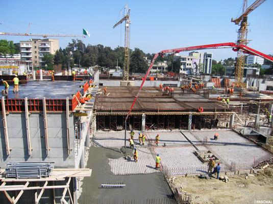 Mat riaux de construction les raisons de la flamb e des for Prix materiaux construction maroc