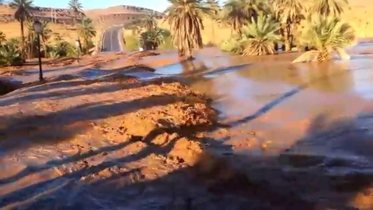 Fortes pluies b char nouara alg for Habitat rural en algerie pdf