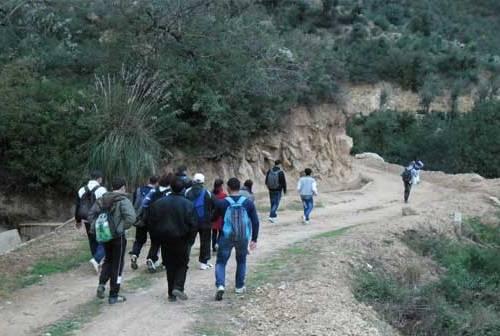 Randonn es p destres lancement tizi ouzou d un stage d for Habitat rural en algerie pdf