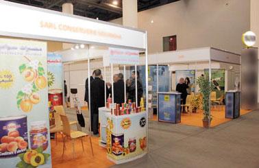 Ouverture du 3e salon international de l industrie - Salon agroalimentaire ...