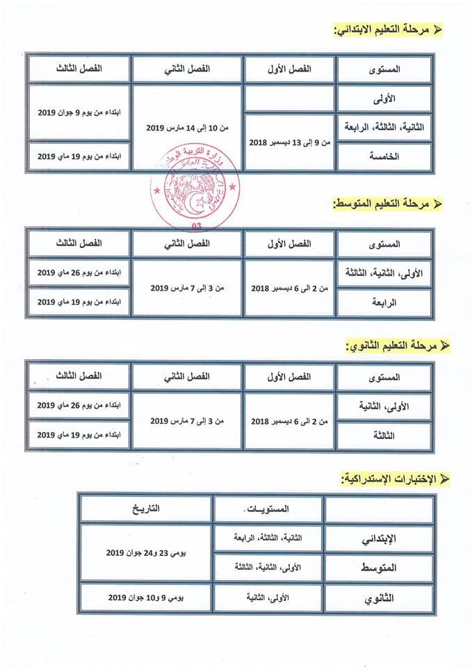 Calendrier Epreuve Bac 2019.Education Le Calendrier Des Examens Scolaires Devoile