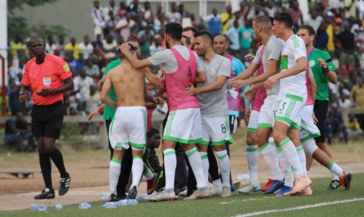 Equipe National D'Algerie : Enfin une victoire à l'extérieur 3