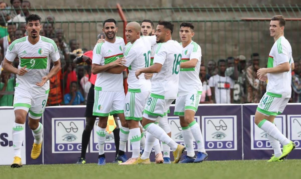 Equipe National D'Algerie : Enfin une victoire à l'extérieur 4