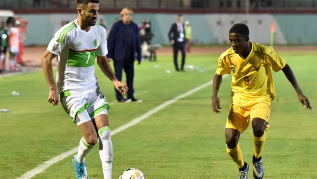 Equipe National D'Algerie : Enfin une victoire à l'extérieur 2