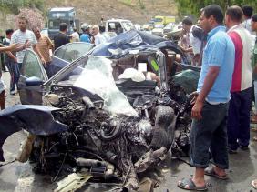 Accidents De La Route Reportage Choc Au Cœur D Un Accident Mortel Radio Algerienne