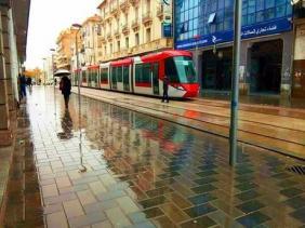 le tramway de sétif sera opérationnel le 8 mai prochain radio